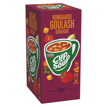 Cup-a-Soup Hongaarse Goulash Sachets
