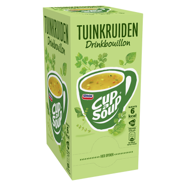 Cup-a-Soup Tuinkruiden Drinkbouillon