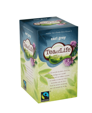 Fairtrade Earl Grey-thee