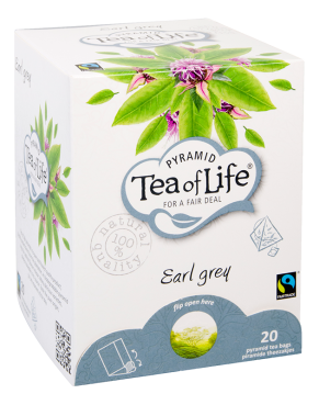 Fairtrade Pyramide Earl Grey