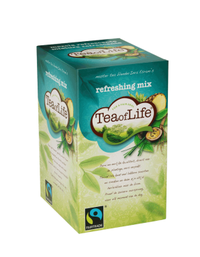 Fairtrade Refreshing mix-thee