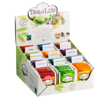 Fairtrade thee assortiment