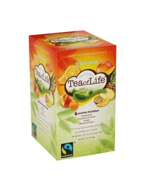 Fairtrade thee Fruitmix